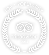 Top 1 Popularity 2015, TripAdvisor